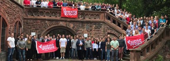 Umut Kurt zum neuen Landesvorsitzenden der Jusos gewählt